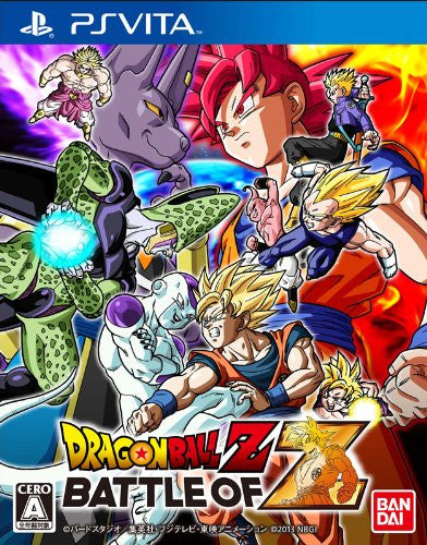 Image 1 for Dragon Ball Z: Battle of Z