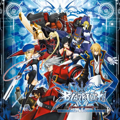 Image 1 for BlazBlue -Calamity Trigger- Original Soundtrack
