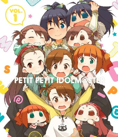 Image for Puchimas - Petit Petit The Idolmaster - Vol.1