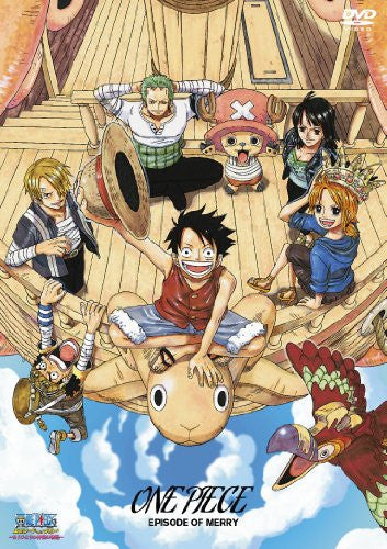 Image 1 for One Piece Episode Of Merry - Mo Hitori No Nakama No Monogatari