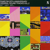 Thumbnail 1 for FAMICOM 20TH ANNIVERSARY ORIGINAL SOUND TRACKS VOL.2