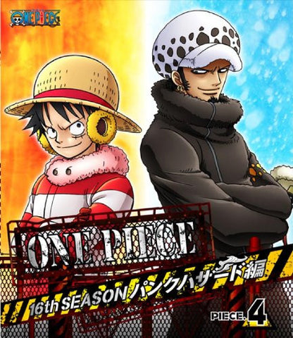 Image for One Piece 16th Season Punk Hazard Hen Piece 4