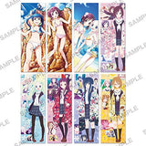 Thumbnail 4 for Hanayamata - Sekiya Naru - Hanayamata - Pos x Pos Collection - Pos x Pos Collection - Stick Poster (Media Factory)