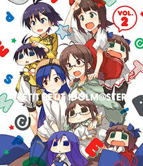 Puchimas - Petit Petit The Idolmaster - Vol.2