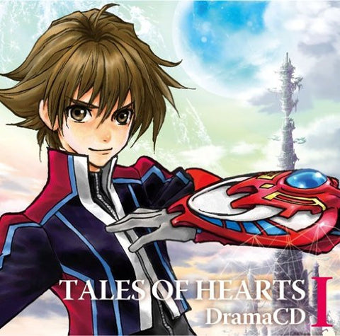 "Image for Tales of Hearts Drama CD I ""Spirune Scatters"""