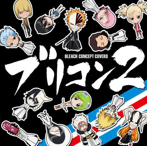 Image 1 for BLECON: BLEACH CONCEPT COVERS 2
