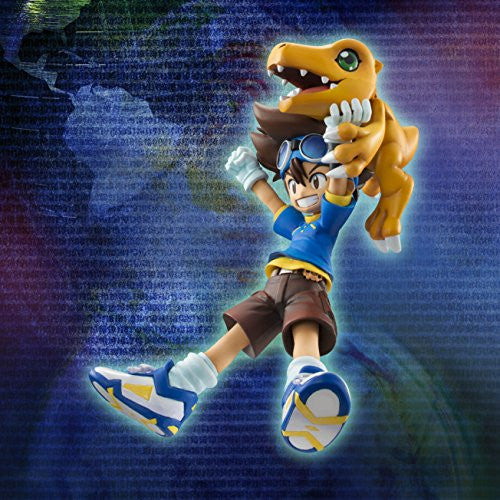 Image 3 for Digimon Adventure - Agumon - Yagami Taichi - G.E.M. - 1/10 - Re-release (MegaHouse)