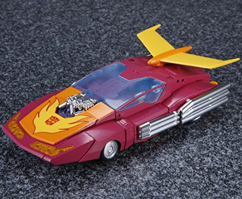 Image 8 for The Transformers: The Movie - Transformers 2010 - Hot Rodimus - The Transformers: Masterpiece MP-28 - Version 2.0 (Takara Tomy)