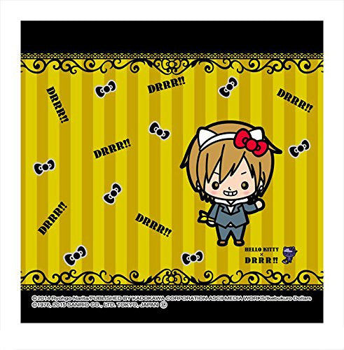 Image 1 for Durarara!! - Hello Kitty - Kida Masaomi - Towel - Mini Towel - Hello Kitty x Durarara!! (Asunarosya)