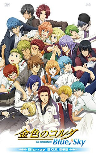 Image 1 for La Corda D'oro Blue Sky Blu-ray-Box Deluxe Edition [Limited Edition]