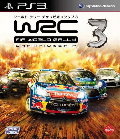 Image for WRC 3: FIA World Rally Championship