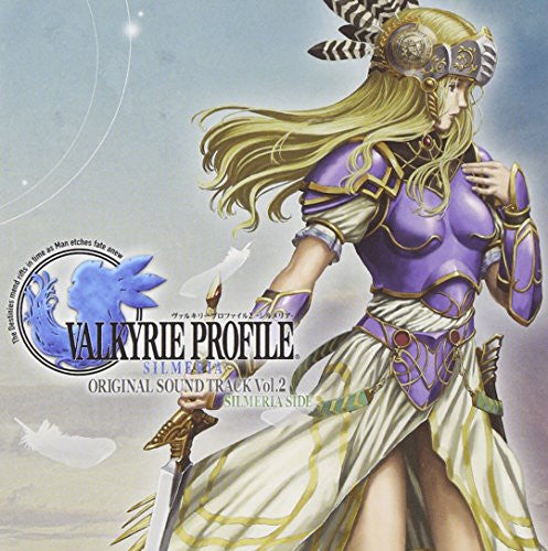 Image 1 for Valkyrie Profile 2 -Silmeria- Original Soundtrack Vol.2 Silmeria Side