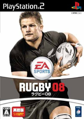 Image for EA Sports Rugby 08