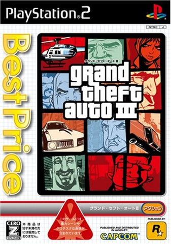 Image for Grand Theft Auto III (Best Price)