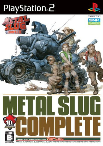 Image for Metal Slug Complete