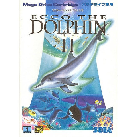 Image for Ecco the Dolphin II