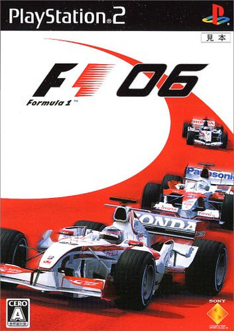 Image for Formula One 2006