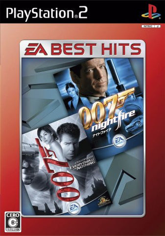 James Bond 007: Everything or Nothing & Nightfire (EA Best Hits)