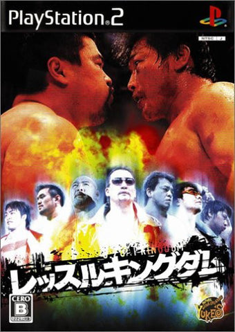 Image for Wrestle Kingdom