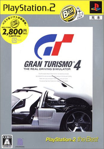 Image for Granturismo 4 (PlayStation2 the Best)