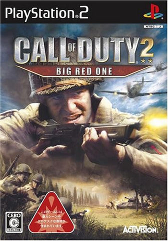 Image for Call of Duty 2: Big Red One