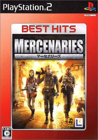 Image for Mercenaries (EA Best Hits Version)
