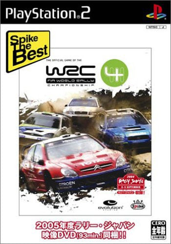 Image 1 for World Rally Championship 4 (Spike the Best)