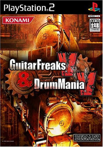 Image for Guitar Freaks V & Drum Mania V