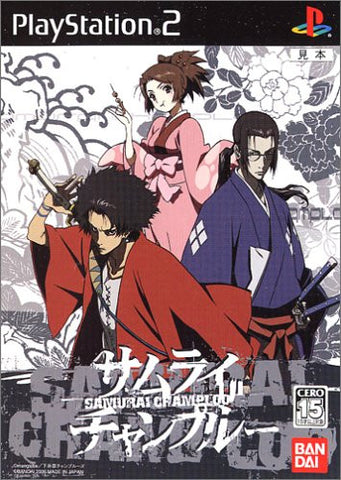 Image for Samurai Champloo