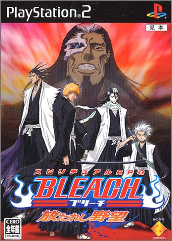 Image for Bleach: Hanatareshi Yabou