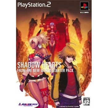Image for Shadow Hearts 3: From the New World Starter Pack