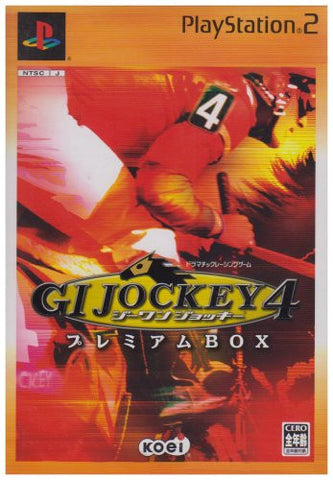 Image for GI Jockey 4 [Premium Box]