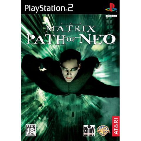 Image for The Matrix: Path of Neo