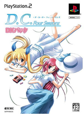 Image for D.C.F.S. Da Capo Fall Seasons [DX Pack]