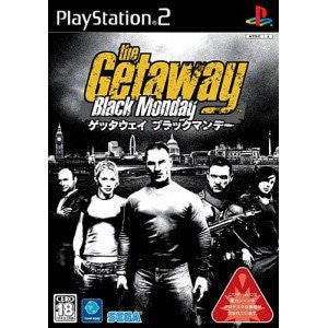 Image for The Getaway: Black Monday