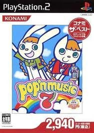 Image for Pop'n Music 7 (Konami the Best)