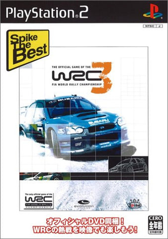 Image for WRC3 (Spike the Best)