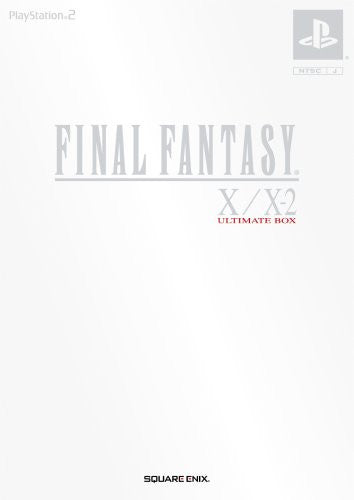 Image 1 for Final Fantasy X / X-2 Ultimate Box
