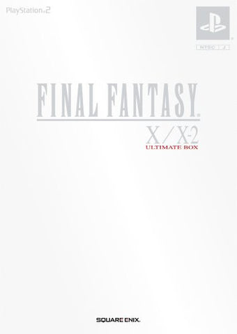 Image for Final Fantasy X / X-2 Ultimate Box