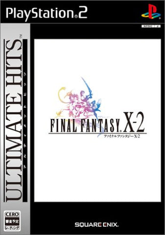 Image for Final Fantasy X-2 (Ultimate Hits)