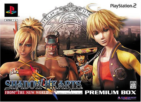 Image for Shadow Hearts 3: From the New World [Limited Deluxe Pack]