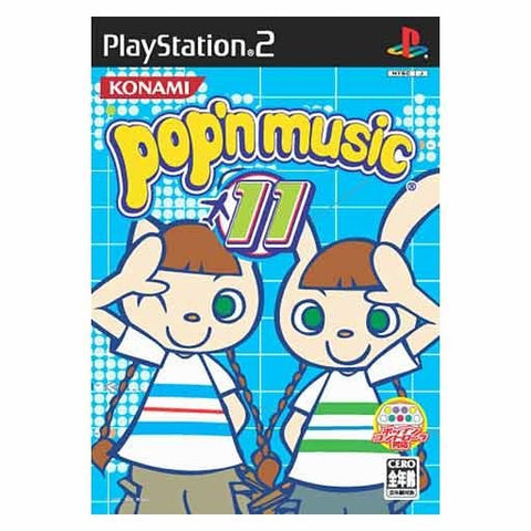 Image for Pop'n Music 11