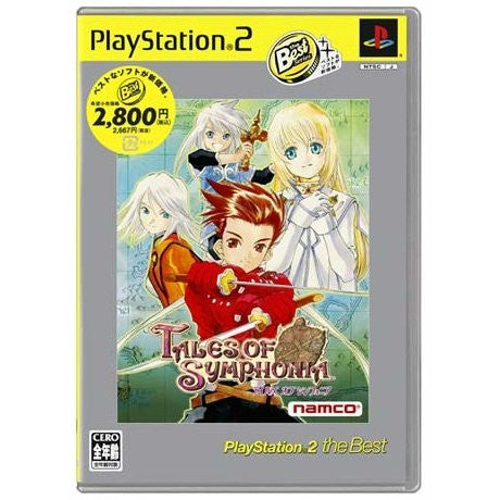 Image for Tales of Symphonia (PlayStation2 the Best)