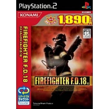 Image for Firefighter F.D. 18 (Konami Palace Selection)