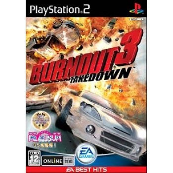 Image 1 for Burnout 3: Takedown (EA Best Hits)