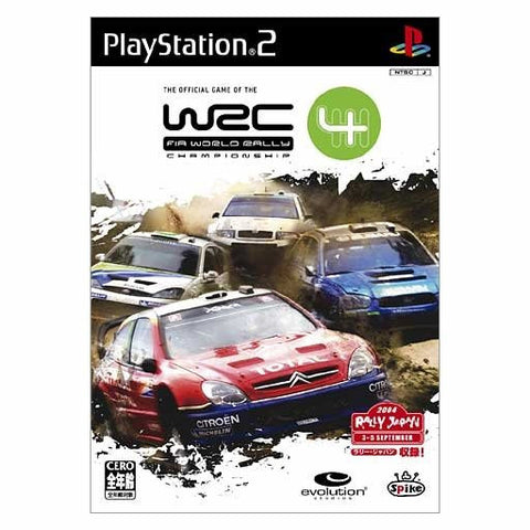 Image for WRC4