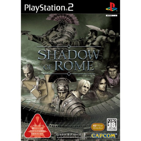 Image for Shadow of Rome