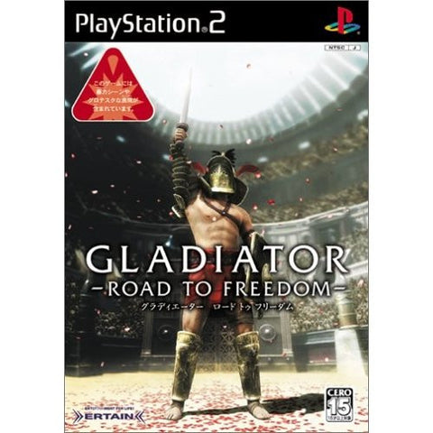 Image for Gladiator: Road to Freedom