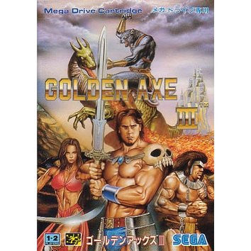 Image 1 for Golden Axe III