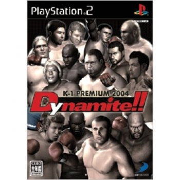 Image for K-1 Premium Fighting 2004 Dynamite!! The Fighting Festival on New Year's Eve